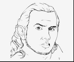 marvelous wwe jeff hardy coloring pages with wwe coloring pages ...