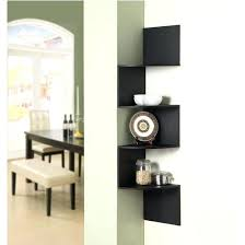 what to put on wall shelves view larger image how to put up wall shelves without nails