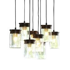 zoomed in w oil rubbed bronze pendant light with clear shade allen roth mini