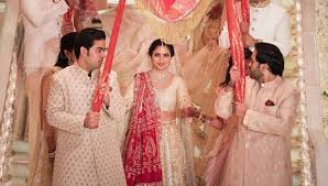 india s richest man throws the wedding to end all weddings with beyonce and hillary in attendance los angeles times