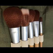 ecobeauty australia makeup brush set