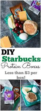 25 best ideas about Starbucks protein box on Pinterest.