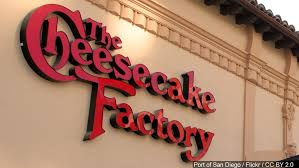 cheesecake factory logo. Contemporary Cheesecake Cheesecake Factory Offering Half Price Cheesecake Slices On Monday July 30 On Logo