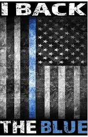 thin blue line wallpaper 2349154