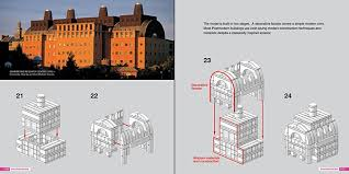 """the lego architect"""" a preview of my upcoming book tom alphin detailed instructions to help you create your own lego architecture models in a variety of styles"""