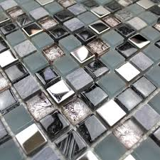 mosaic stone and glass tile floor shower mvp galb
