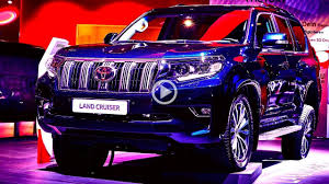 NEW 2018 Toyota Land Cruiser PRADO PERFECT SUV CAR - Exterior and ...