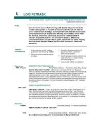 resume objective sample for teacher httptopresumeinfo2015 good objectives in a resume