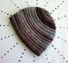Crochet Hat Patterns Free Mesmerizing Crochet Men's Hat Free Patterns