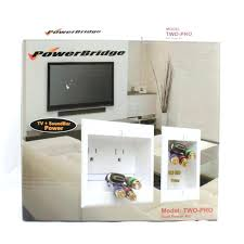 in wall cable management kit two pro dual power kit in wall recessed cable management brand in wall cable management kit