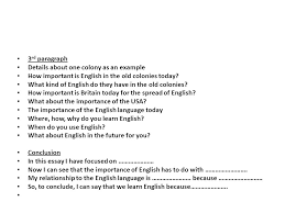Essay About Learning English Language Why We Learn English Language Essay Writing A Class Essays