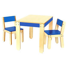 wooden childrens table chair and table set for toddlers round perfect table and chair set for
