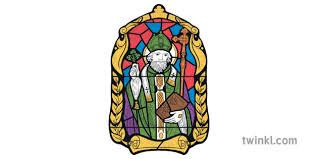 st patrick stained glass window ni ks2