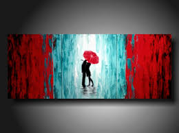 amazing ideas for easy paintings featuring red blue s m l f source