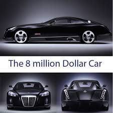 expensive cars with price. the 8 million dollar car. officially worlds most expensive car cars with price u