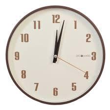 Retro Kitchen Wall Clocks Retro Multiplex Silent Wall Clock Decomates