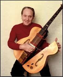 The Electric Guitar - Les Paul