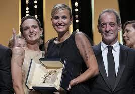 Titane' wins Palme d'Or at Cannes Film ...