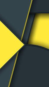 Material Design Stock Images Wallpaper Material Design Stock Yellow Shapes Material