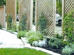 garden privacy how to make a fence taller garden privacy screens