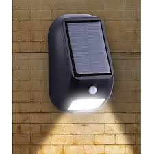 le solar lights led motion sensor light waterproof