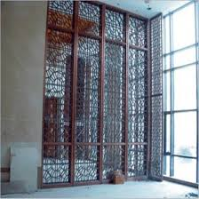 office partition for sale. Hot Sale Office Partition Screen PVD Color Metal Room Divider For