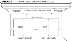 standard double garage door size how wide is a garage door double size designs standard 4 standard double garage door size