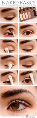 simple makeup tutorial using basics palette once i a new one a