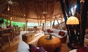 Fiji Accommodation Treehouse  Matangi Private Island Resort Treehouse Accommodation