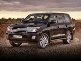 2016 Toyota Land Cruiser Pictures including Interior and Exterior ...