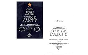 Company Christmas Party Invites Templates Party Invites Template Biofonika Info