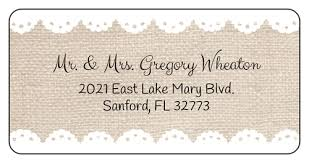address label template free burlap address labels label templates ol125 onlinelabels com