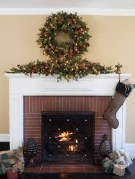 gallery photos of pretties fireplace wreath you must see
