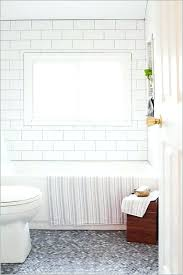 white beveled subway tile white tiles grey grout bathroom white beveled subway tile shower a modern