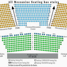 Dr Phillips Performing Arts Center Seating Chart 19 Prototypical Hippodrome Seating Chart Pdf