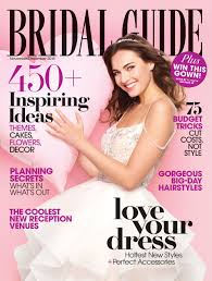 Alison And Bryan Featured In Bridal Guide Magazine Alison Bryan