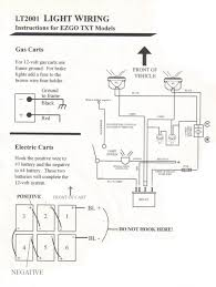 club car golf cart lights wiring diagram archives sandaoil co new 12 Volt Solenoid Wiring Diagram wiring diagram golf cart lights valid wiring diagram electric golf cart new ez go txt electric