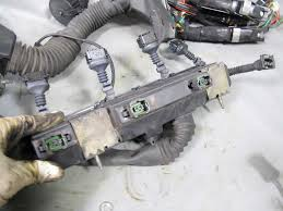 1997 bmw e38 740i m62 v8 engine wiring harness complete 9 96 to 5 pictures please note that the pictures are stock photos click pictures below for a larger view