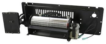 blower 20 6028 for select kozy world fireplaces and stoves