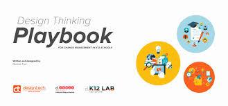 Design Thinking Playbook Stanford Design Thinking Playbook For Change Management In K12