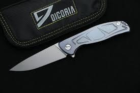 Купить Оптом <b>DICORIA 95</b> Eater Flipper <b>Складной Нож</b> D2 Лезвие ...