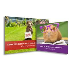 realtor® postcards prospectsplus sphere farm animal ii postcards 6 designs