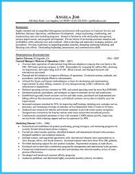 Cool Well Written Csr Resume To Get Applied Soon Check More At