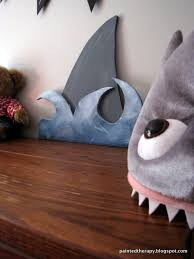 Bedroom Ideas Shark Room Boys Shark Week, Bedroom Ideas, Painted Furniture,  Wall Decor