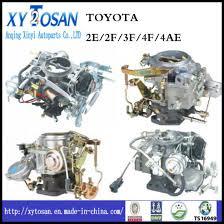 Engine Carburetor for Toyota 2e 2f 3f 4ae - China Carburetor, Engine ...