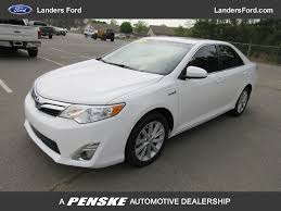 2014 Used Toyota Camry Hybrid 2014.5 4dr Sedan XLE at Landers Ford ...