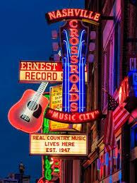 Nashville Sign Decor Nashville Travel Guide Architectural Digest 94