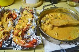 julia child s lobster thermidor recipe