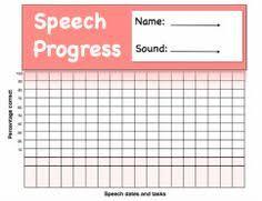 Speech Therapy Progress Chart 20 Best Speech Folders Books Images Speech Language