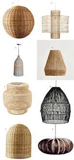 tropical pendant lighting. Blissful Corners: Wicker Pendant Lights - Bliss Tropical Lighting